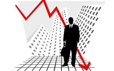 Aantal failliete bedrijven verder gedaald